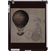 Vintage Hot Air Balloon iPad Case/Skin