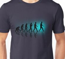The next big step Unisex T-Shirt