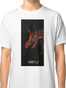 Smaug (blood red ) Classic T-Shirt