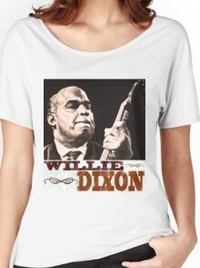 Willie Dixon Women's Relaxed Fit T-Shirt