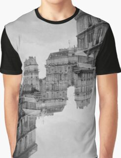 London Double #1 Graphic T-Shirt