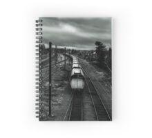 Goods wagons Spiral Notebook