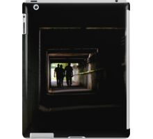 Zombie infested underpass iPad Case/Skin