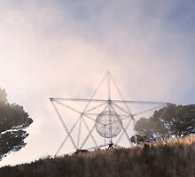 SunStar in the Fog on Signal Hill, Cape Town by SeeOneSoul