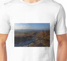 Footpath to The Grouse Inn, Longshaw Unisex T-Shirt