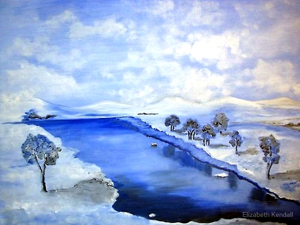 Scotland by Elizabeth Kendall
