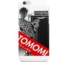 Tomomi - Scandal iPhone Case/Skin