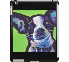 Chihuahua Dog Bright colorful pop dog art iPad Case/Skin