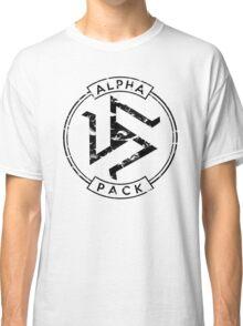 Alpha Pack (Black) - Teen Wolf Classic T-Shirt