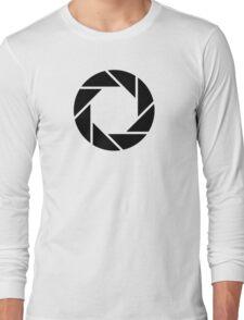 Aperture Science Long Sleeve T-Shirt