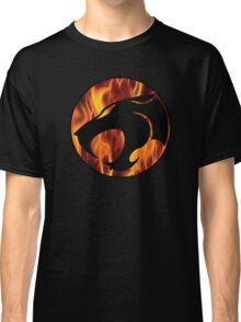 Fire cats Classic T-Shirt