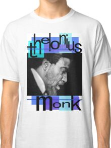 Thelonius Monk (graphite & ink drawing) Classic T-Shirt