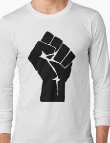 Fist of Resistance - Stencil Print T-Shirt