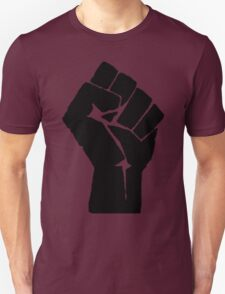 Fist of Resistance - Stencil Print T-Shirt