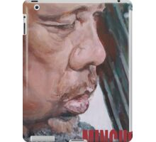 Mingus (acrylic) iPad Case/Skin