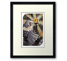 Elven Hermit Framed Print