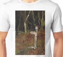 Footpath Sign to the Grouse Inn Unisex T-Shirt