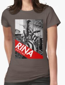 Rina - Scandal Womens Fitted T-Shirt