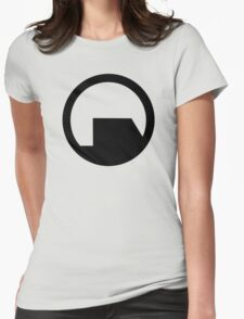 Black Mesa Womens Fitted T-Shirt