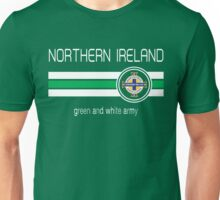 Euro 2016 Football - Northern Ireland (Home Green) Unisex T-Shirt