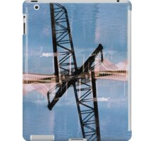 Cleveland on the double #3 iPad Case/Skin