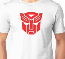 Auto Bot logo Unisex T-Shirt