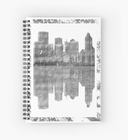 City Skylines Spiral Notebook