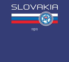 Euro 2016 Football - Slovakia (Away Blue) Unisex T-Shirt