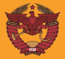 Soviet Roman Empire by MrGreed