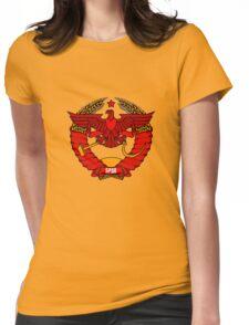 Soviet Roman Empire Womens Fitted T-Shirt