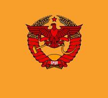 Soviet Roman Empire Unisex T-Shirt