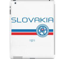 Euro 2016 Football - Slovakia (Home White) iPad Case/Skin