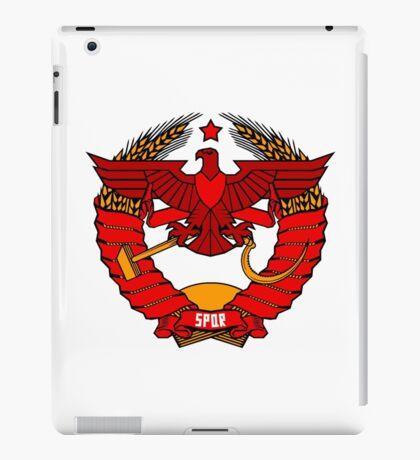 Soviet Roman Empire iPad Case/Skin