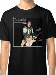 Joan Jett Quotes Classic T-Shirt