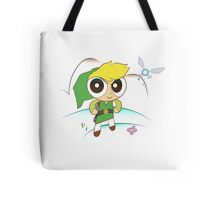 Powerpuff Link Tote Bag