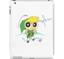 Powerpuff Link iPad Case/Skin