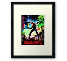 Saviour of the Universe Framed Print