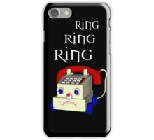 Ring Ring  iPhone Case/Skin