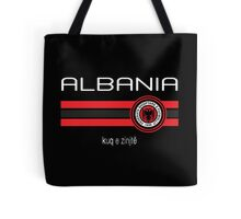 Euro 2016 Football - Albania (Away Black) Tote Bag