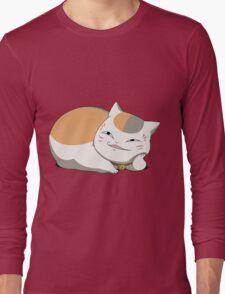Natsume Yuujinchou: Nyanko Sensei Long Sleeve T-Shirt