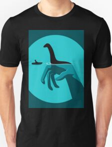 cartoon dinosaurus vector illustration T-Shirt