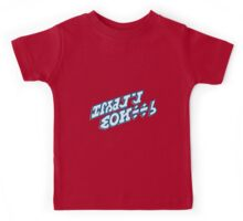 STAR WARS HOLIDAY SPECIAL CARTOON TITLE PLATE Kids Tee