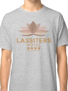 Lassiters Hotel 2015 re-brand Classic T-Shirt