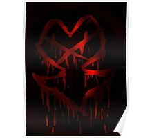 Heartless Insignia Poster