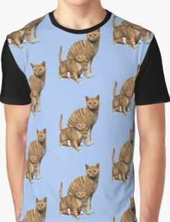 Ginger Tabbies  Graphic T-Shirt