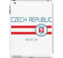 Euro 2016 Football - Czech Republic (Away White) iPad Case/Skin