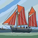 Coquet Boat by Stormswept