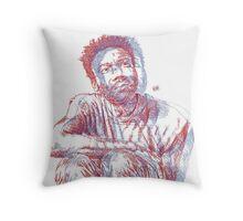 3D Gambino (no backrgound) Throw Pillow