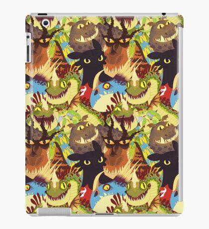 Dragons! iPad Case/Skin
