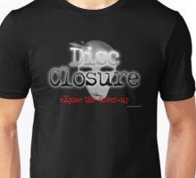 Disc Closure Unisex T-Shirt